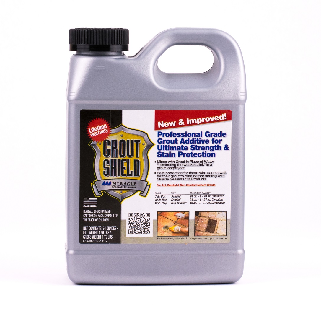 Miracle Grout Shield 24 Oz 0 68 Kg